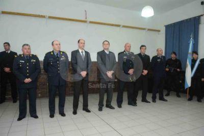 Asumió el comisario Vergara como nuevo jefe de la UR I