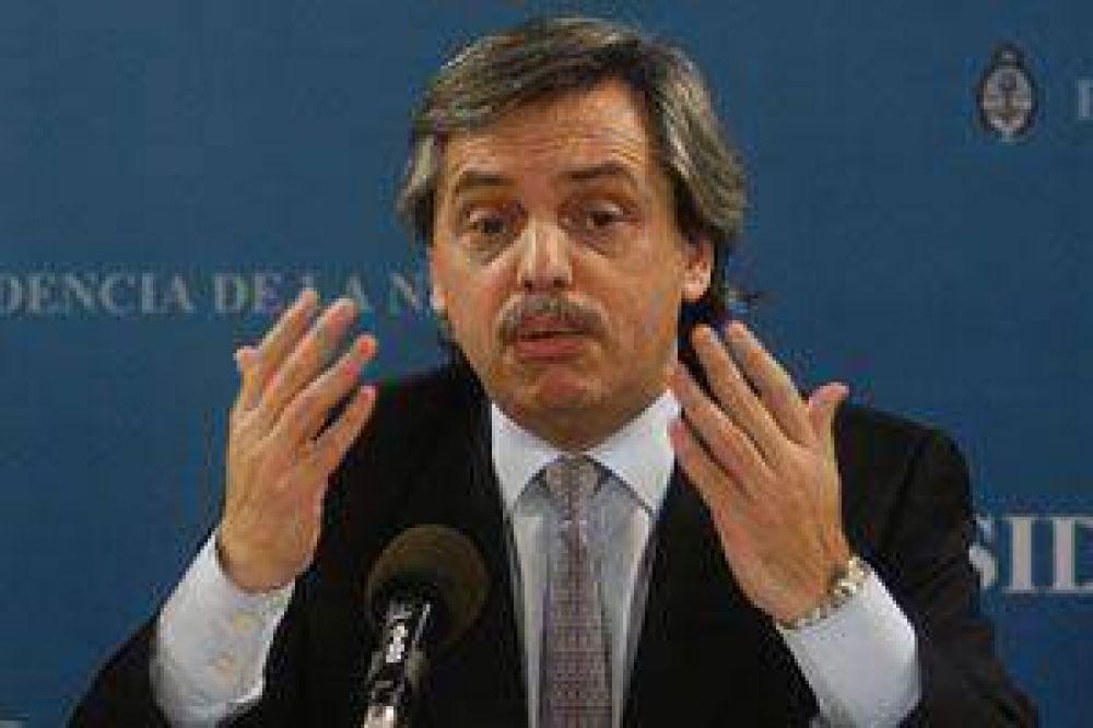 """Alberto Fernández: """"Aunque gane K, debemos preguntar por qué llegamos a este punto"""""""