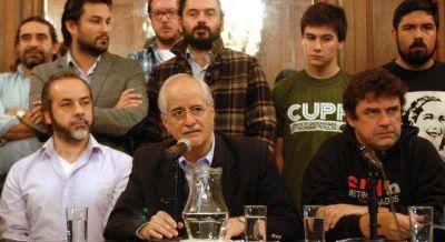 El Movimiento Evita desaf�a a La Campora y lanza a Taiana como presidente
