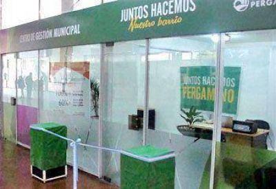 La descentralizaci�n municipal comenz� con el nuevo Centro de Atenci�n en la Terminal