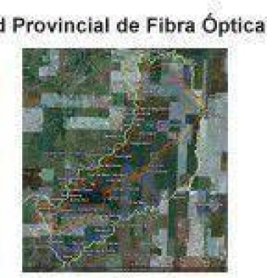 La red de fibra óptica federal tiene un avance del 90 por ciento