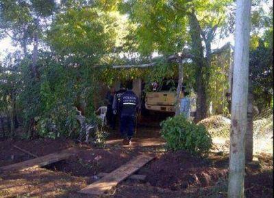 Tragedia de Panambí: detuvieron al chapista que estaba prófugo