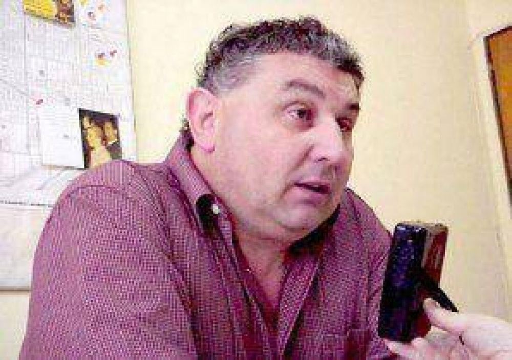 """Diotti aseguró que en Junín """"no hay"""" obra pública"""