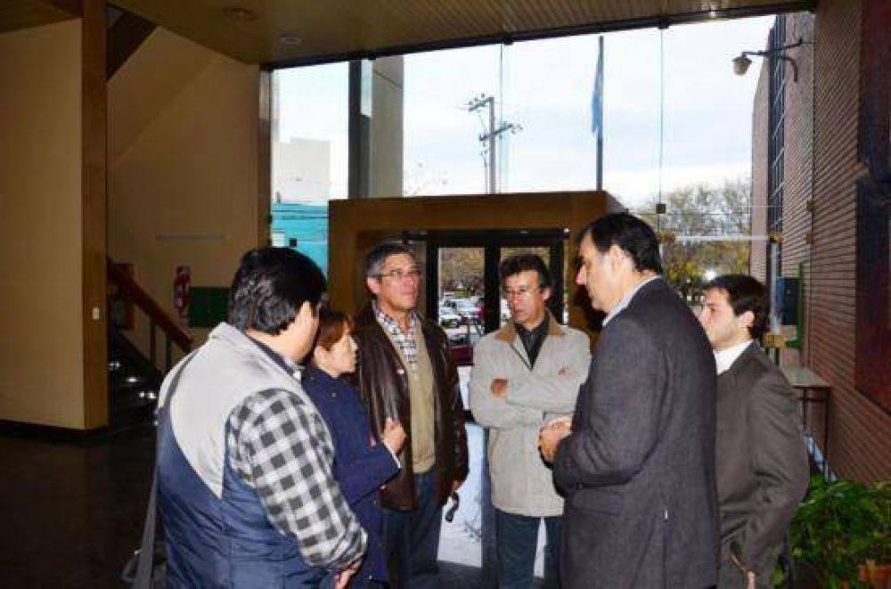 Elecciones UPCN: EPUC levantó acampe en Viedma