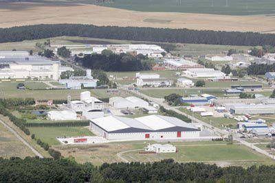 En minutos Mar del Plata presenta su parque industrial en Capital