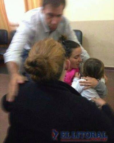 Apareció Juanita: la nena secuestrada fue dejada en el barrio San Gerónimo