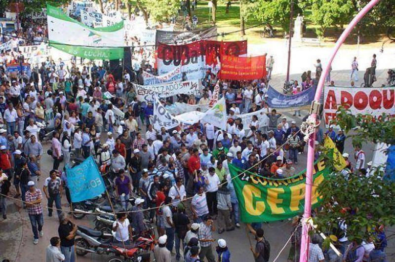 ATECh repudia en�rgicamente la feroz represi�n del Gobierno del Chaco