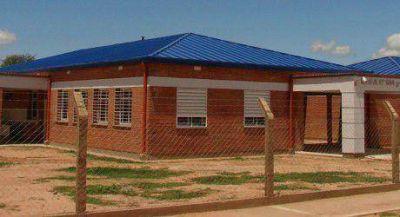 El gobernador Insfrán encabeza gira para inaugurar cinco nuevas obras educativasEl gobernador Insfrán encabeza gira para inaugurar cinco nuevas obras educativas
