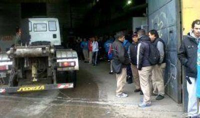 Quilmes: Amenaza de paro de recolectores de residuos