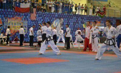 La enseñanza del Taekwon-Do ITF cumple 35 años en Misiones
