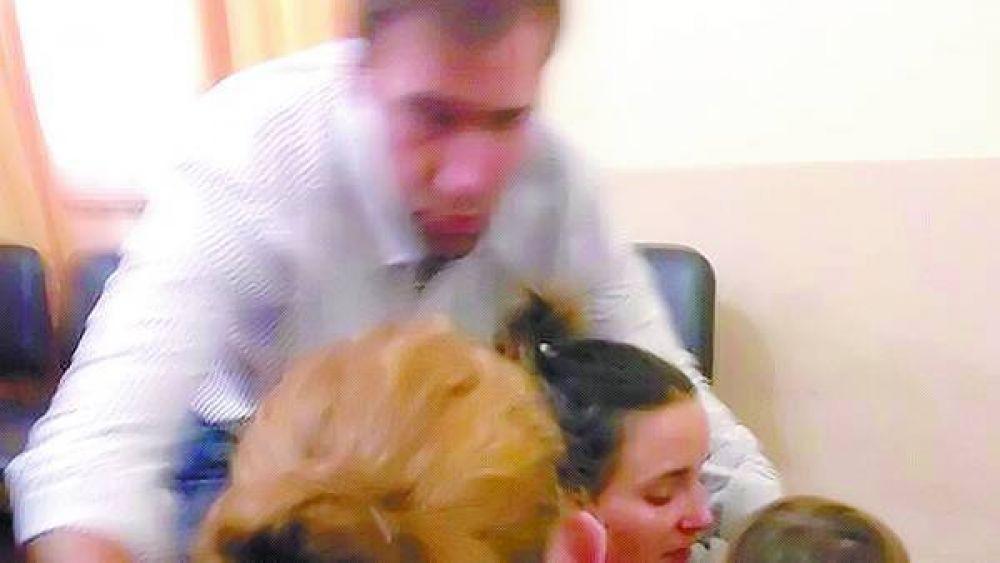 Seis horas de angustia por el secuestro de una nena de 2 años