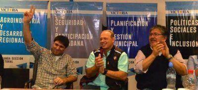 Ramallo estuvo presente en la primera jornada de estrategias políticas en la UTN