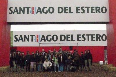 Santiago expuso la producci�n provincial en la apertura de Agroactiva 2014