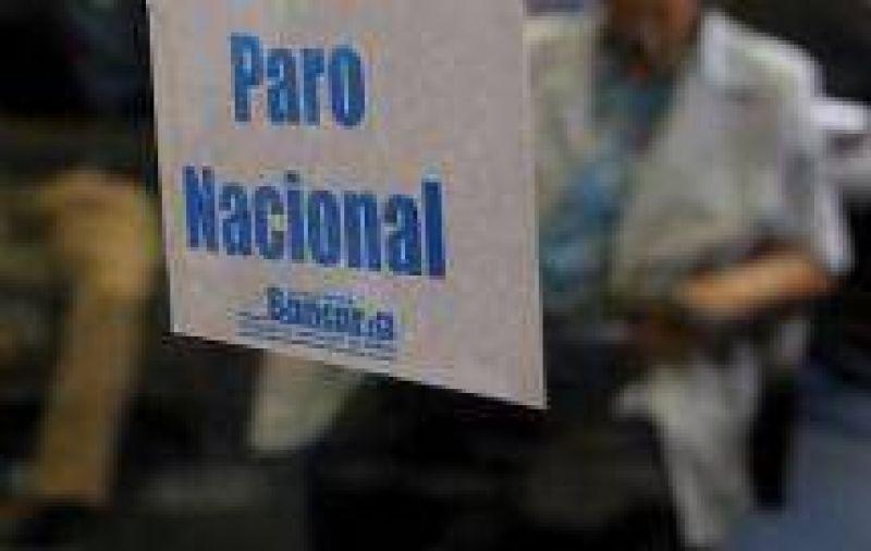 Por el conflicto de la Caja Popular, La Bancaria convoc� a nuevos paros a nivel nacional