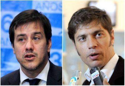 Kicillof y Recalde, investigados por irregularidades en Aeroparque