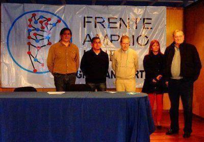 Lanzaron FAUNEN en San Martín