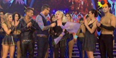 Con el 59.14 por ciento de los votos, el Tirri eliminó a Mimí Pons del Bailando 2014