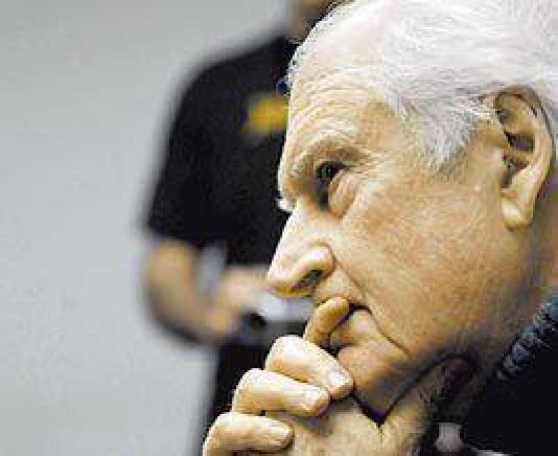 """""""Con rivales como Kirchner o De Narváez hay que abrocharse los pantalones"""""""