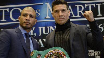 Se viene Maravilla Martínez vs. Miguel Cotto: horario y televisación de la pelea