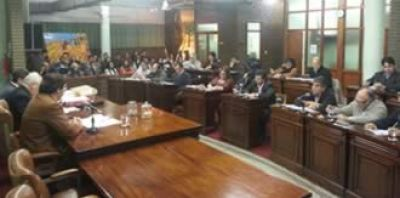 El Concejo aprobó el Presupuesto Municipal