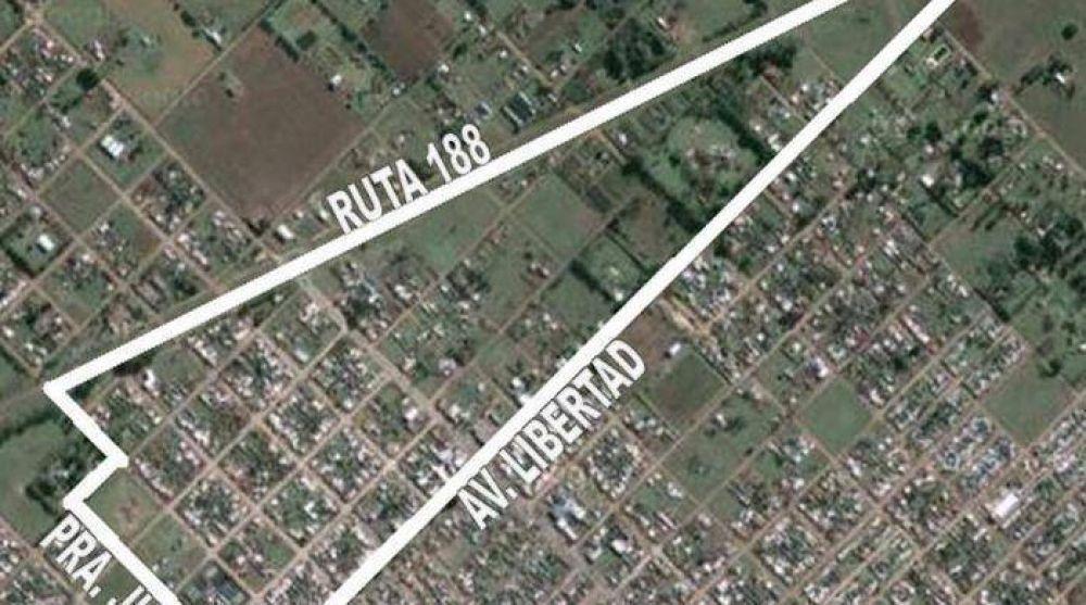 Barrio Norte: las prioridades son la extensión del gas natural y el asfalto