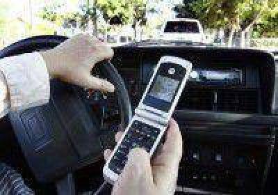 Estacionamiento medido y pago a través del celular