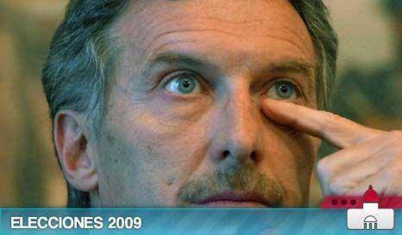Escrache a Macri en Villa Crespo
