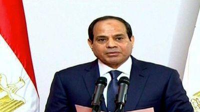 El represor Al Sisi juró como presidente de Egipto