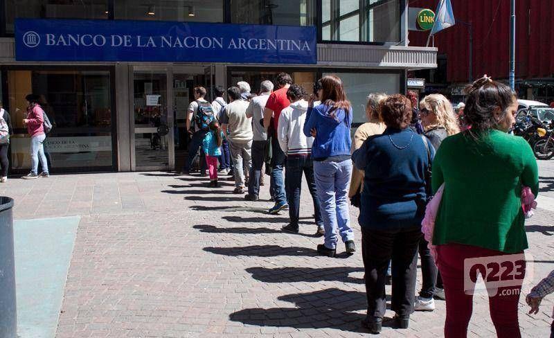 Habrá paros intermitentes de bancarios en Mar del Plata