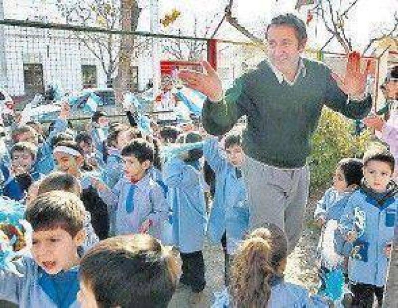 Otra queja del Gobierno irritó al vicepresidente en Mendoza