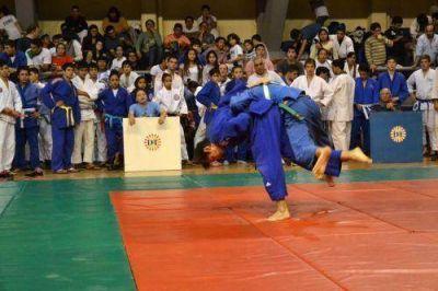 Encuentro de la amistad del Judo Tierra del Sol