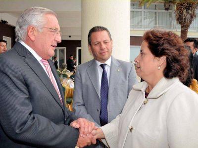 El Gobernador Fellner destacó los lazos en materia de minería entre Jujuy y Chile
