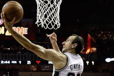 En un gran partido, Miami ganó 98-96 y la final de la NBA con los Spurs quedó 1 a 1