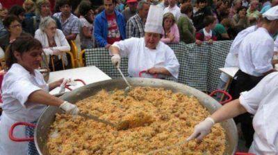 Argentina batió un récord Guinness con el arroz con pollo más grande del mundo
