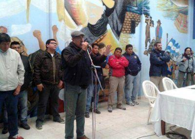 Frente Estatal: alerta y movilización por Zapla