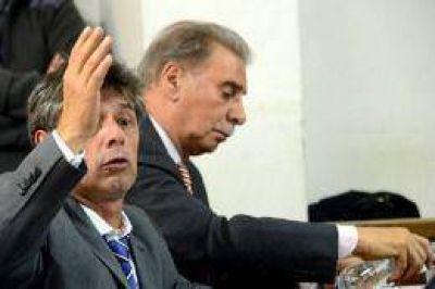 En el comienzo del juicio contra Sobisch, el ex gobernador rechazó las imputaciones por