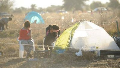 Conflicto por toma de terrenos en Juárez Celman