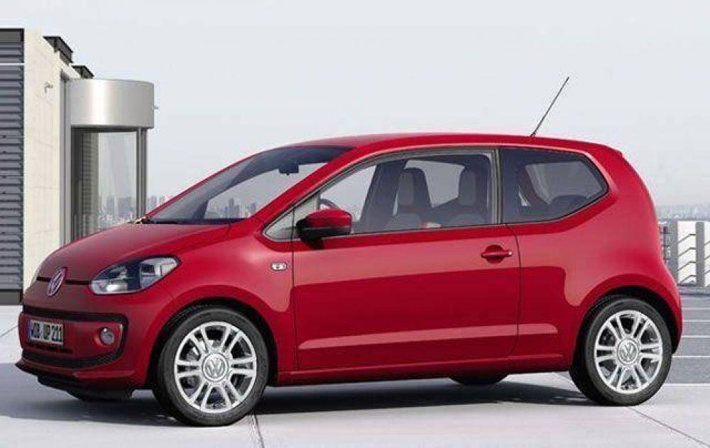 Presentan el nuevo VW UP! y descartan despidos en Córdoba