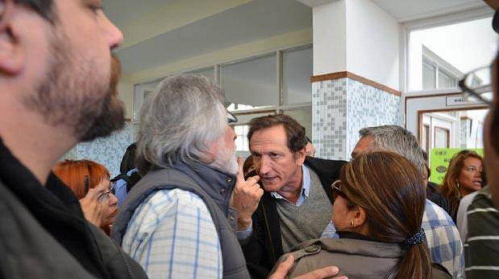 Directivos y administrativos del Hipólito Yrigoyen inician demanda contra ATECh
