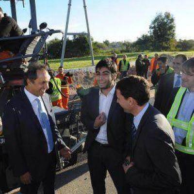 Auditan las obras de la Autopista Buenos Aires – La Plata