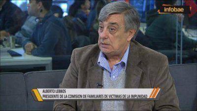 El papá de Paulina Lebbos denunció que José Alperovich