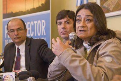 Lucía anunció millonaria inversión para optimizar el servicio energético