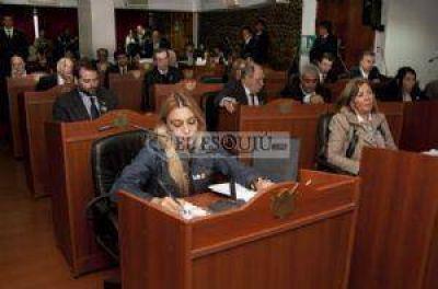 El barrionuevismo pide aclaraciones a la presidenta de la Corte de Justicia