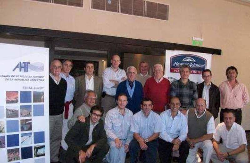 En Jujuy se reunieron Presidentes de Filiales de la AHT de 2009