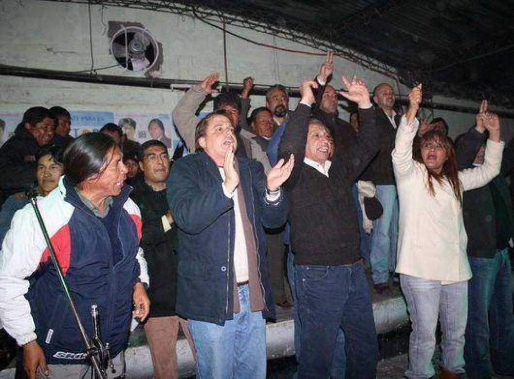 El Frente Para La Victoria cerró su campaña en Humahuaca