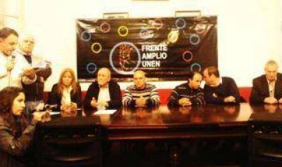 Elecciones 2015: Duras críticas a Cristina y Scioli en el lanzamiento de UNEN en Tigre