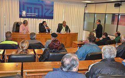 La UNLZ firmó convenio de colaboración con Municipales de Lomas