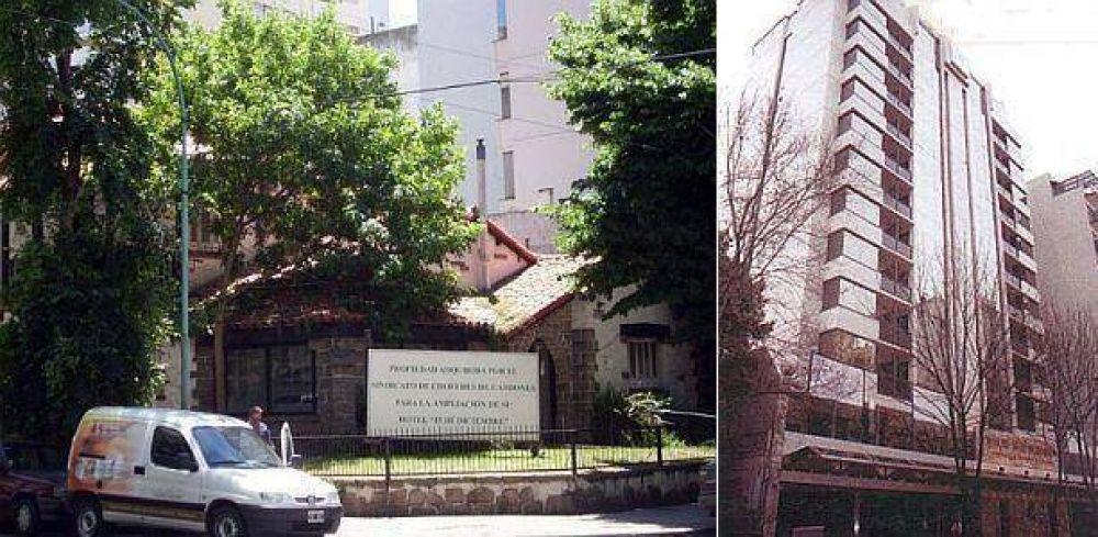 Escándalo por coimas sepultó proyecto de hotel de lujo de Moyano