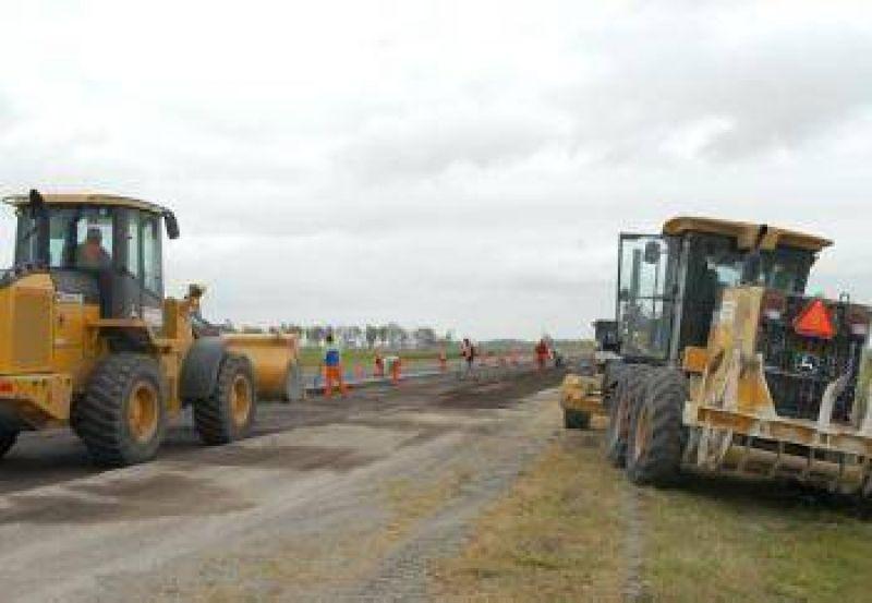 El Estado ejecuta obras por 22 millones en toda la provincia.