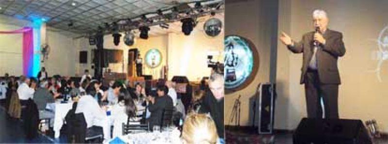 El Sindicato del Vidrio festej� su 70 aniversario